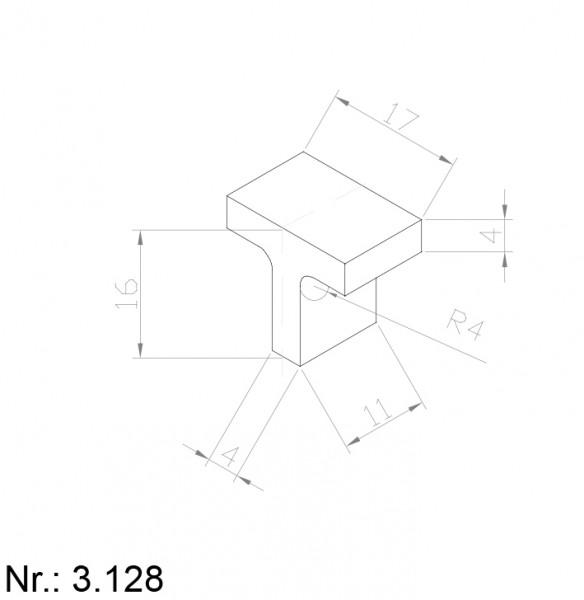 3128 PU Nocken