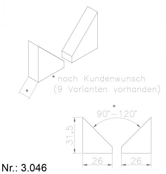 3046 PU Nocken