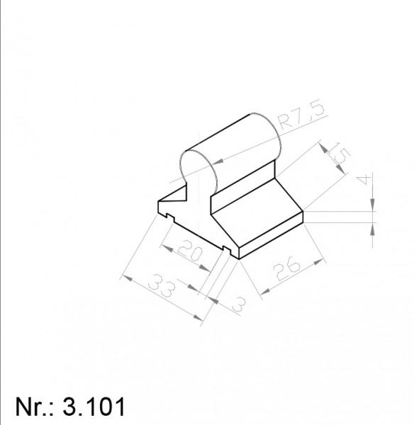 3101 PU Nocken