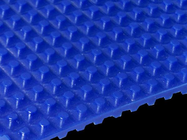 Zahnriemen T 5 blau mit PSN 5 x 5 FDA für Lebensmittel