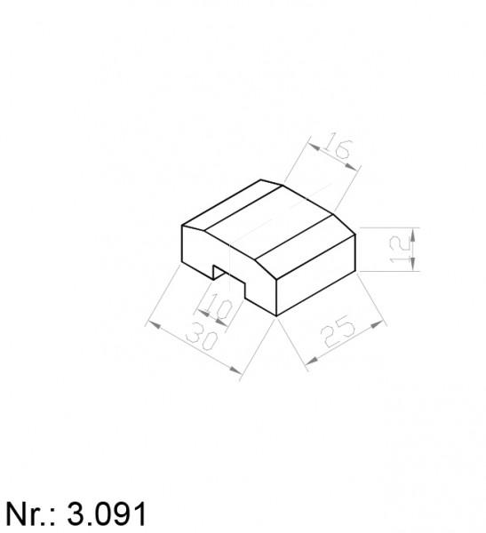 3091 PU Nocken