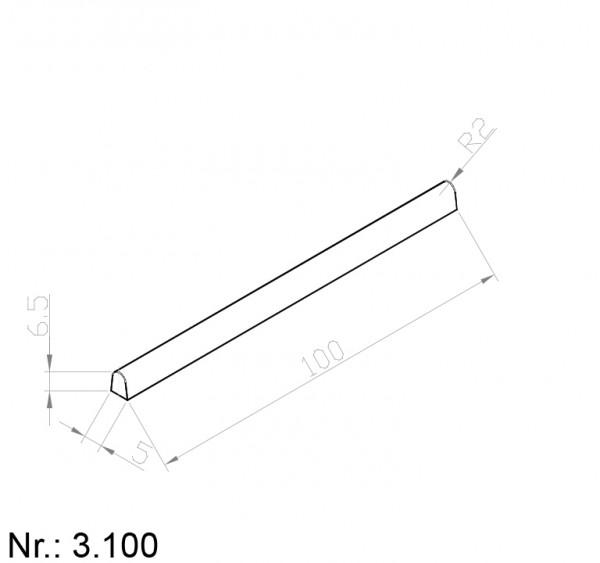 Alphabelt® 3100 PU Nocken / Mitnehmer für Zahnriemen