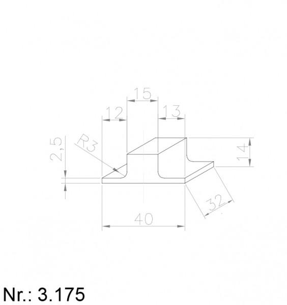 3175 PU Nocken