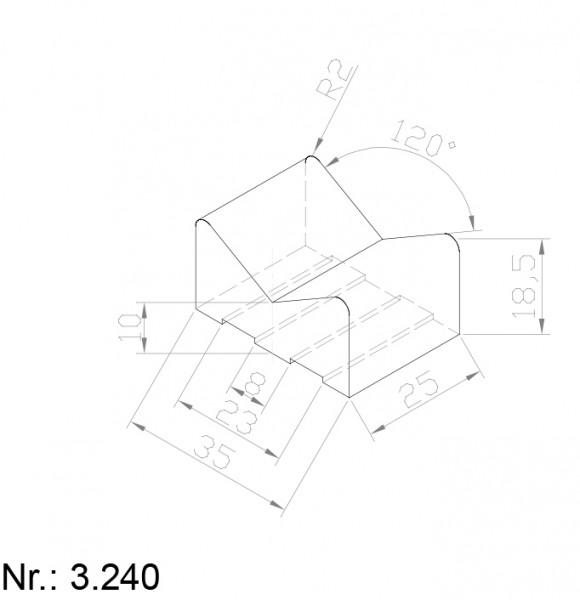 3240 PU Nocken