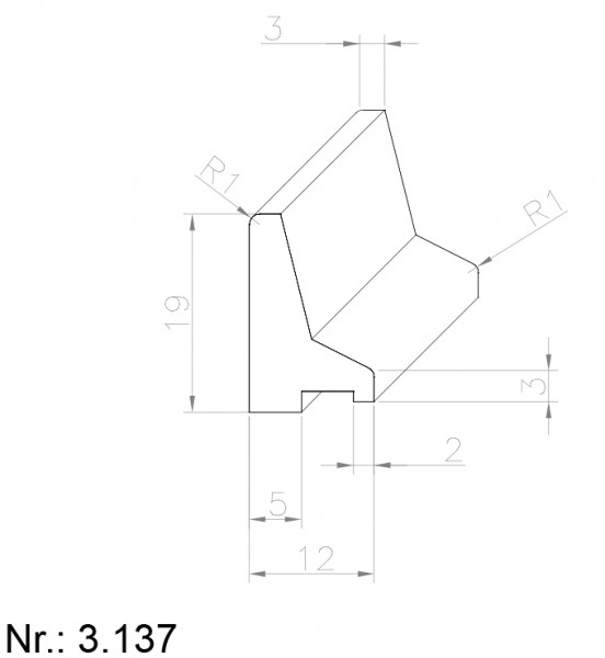 3137 PU Nocken
