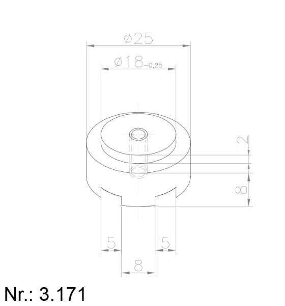 3171 PU Nocken