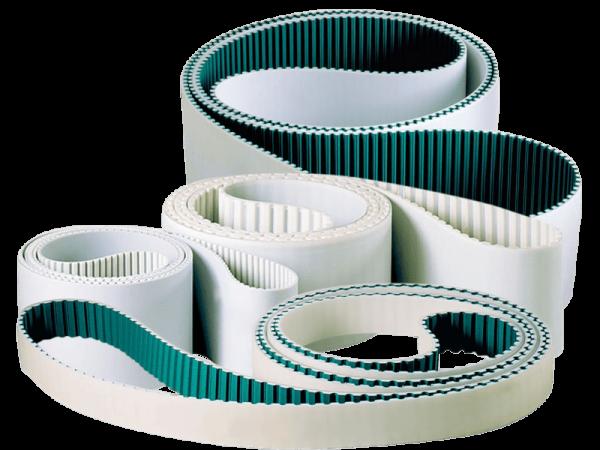 Alphabelt® PU Zahnriemen XH 200 Meterware Stahlzugstrang o. Kevlarzugstrang