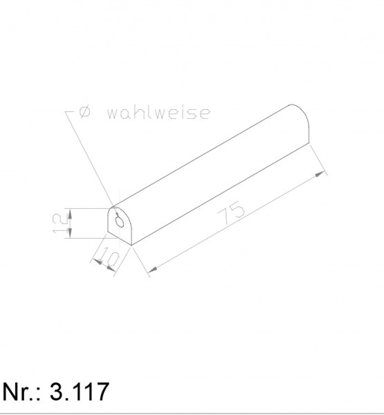 3117 PU Nocken