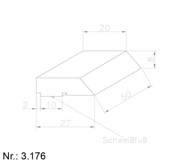 3176 PU Nocken