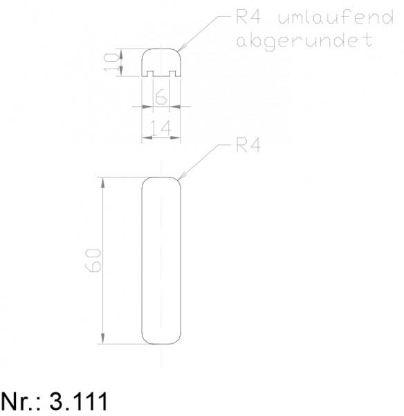 3111 PU Nocken