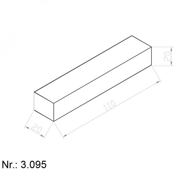 Alphabelt® 3095 PU Nocken / Mitnehmer für Zahnriemen