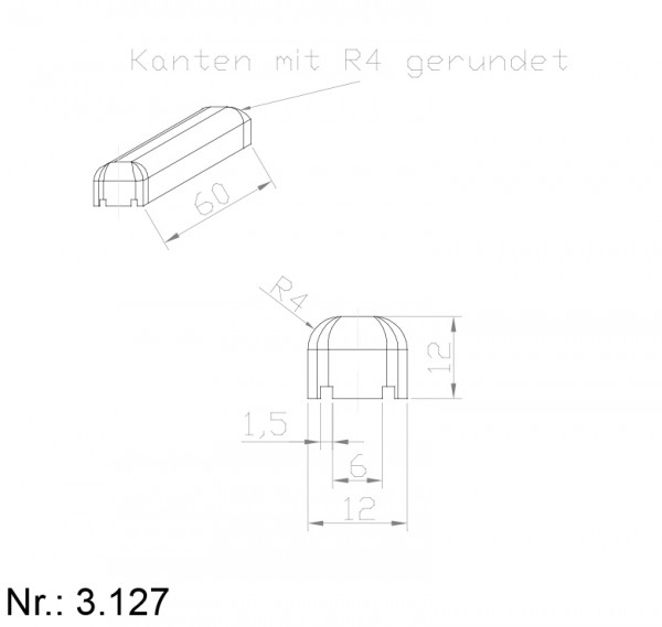 3127 PU Nocken