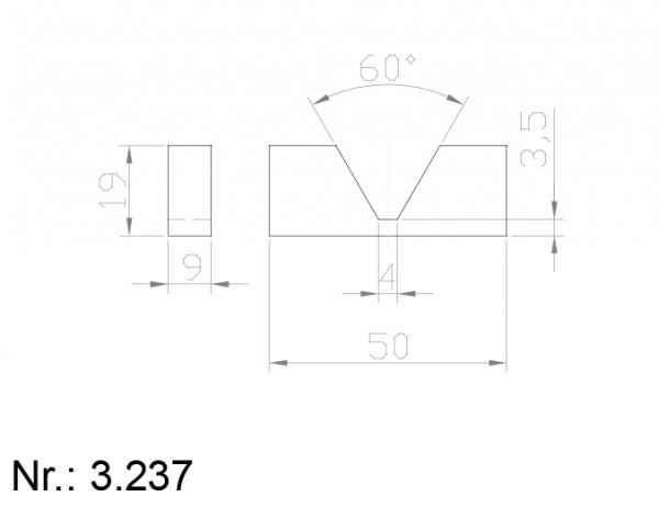 3237 PU Nocken