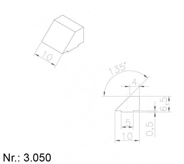 3050 PU Nocken