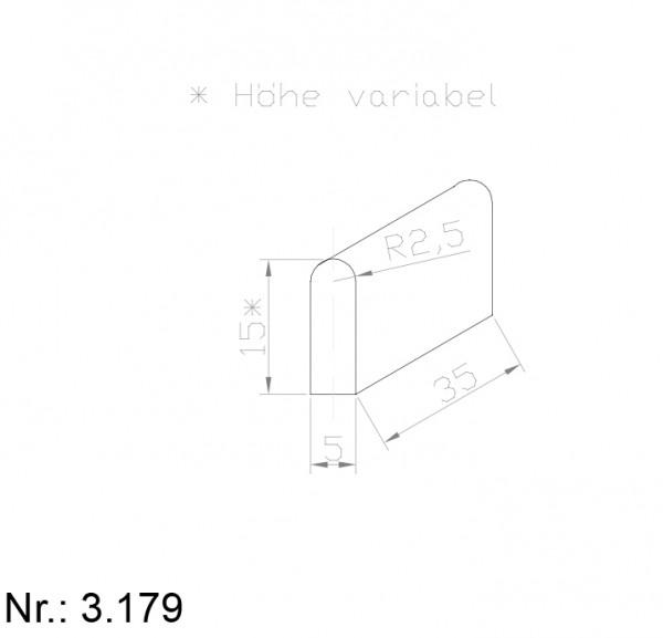 3179 PU Nocken