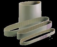 Alphabelt® PU Zahnriemen 420 H 300 endlos Stahlzugstrang o. Kevlarzugstrang