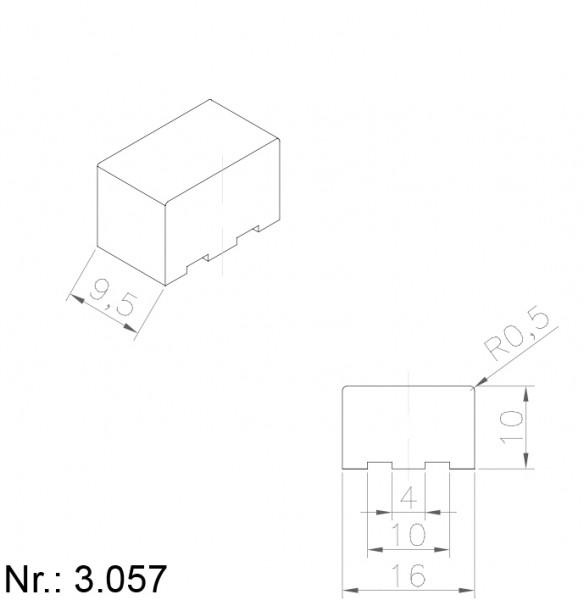 3057 PU Nocken