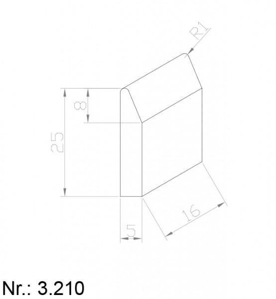 3210 PU Nocken