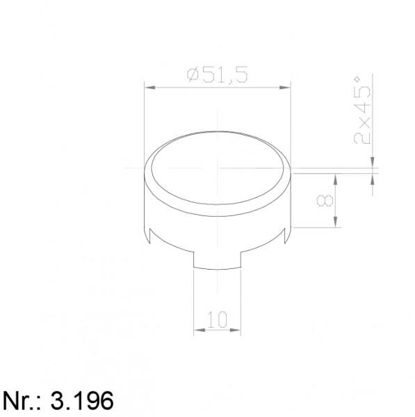 3196 PU Nocken