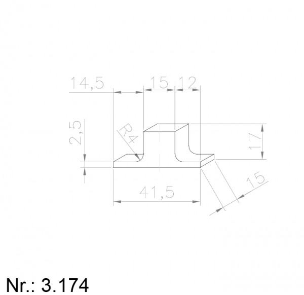 3174 PU Nocken