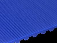 Zahnriemen T10 Triangel 2,5 mm FDA für Lebensmittel blau