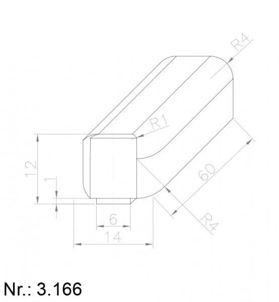 3166 PU Nocken