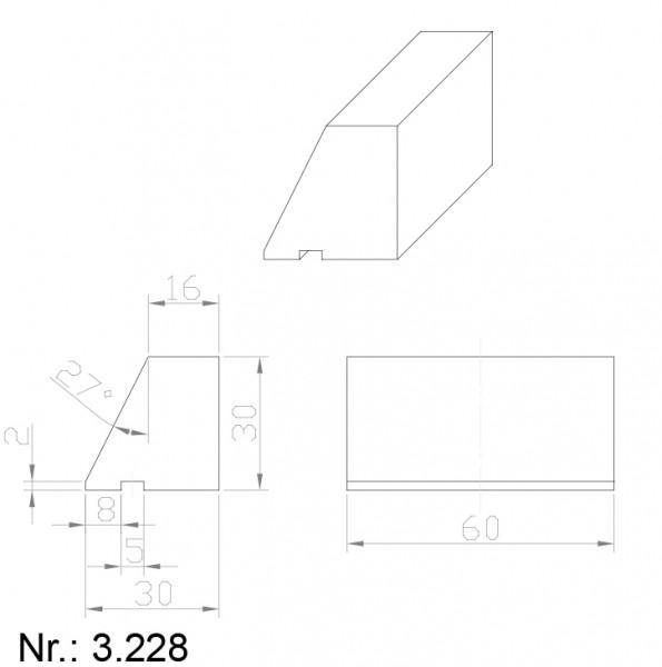 3228 PU Nocken