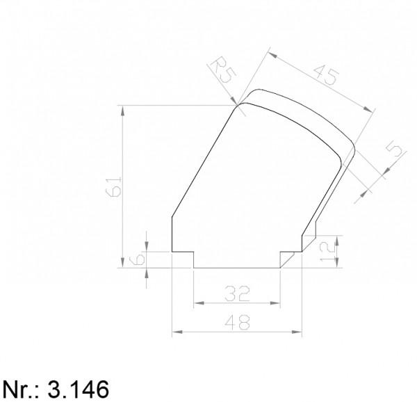 3146 PU Nocken