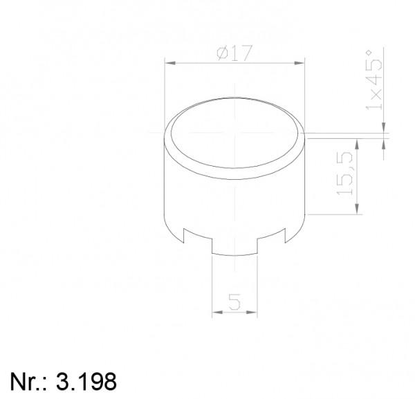 3198 PU Nocken